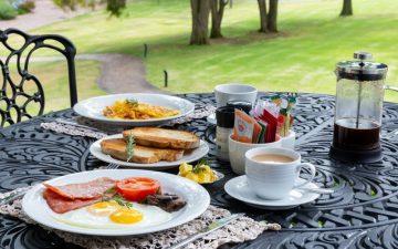 Laborie Breakfast